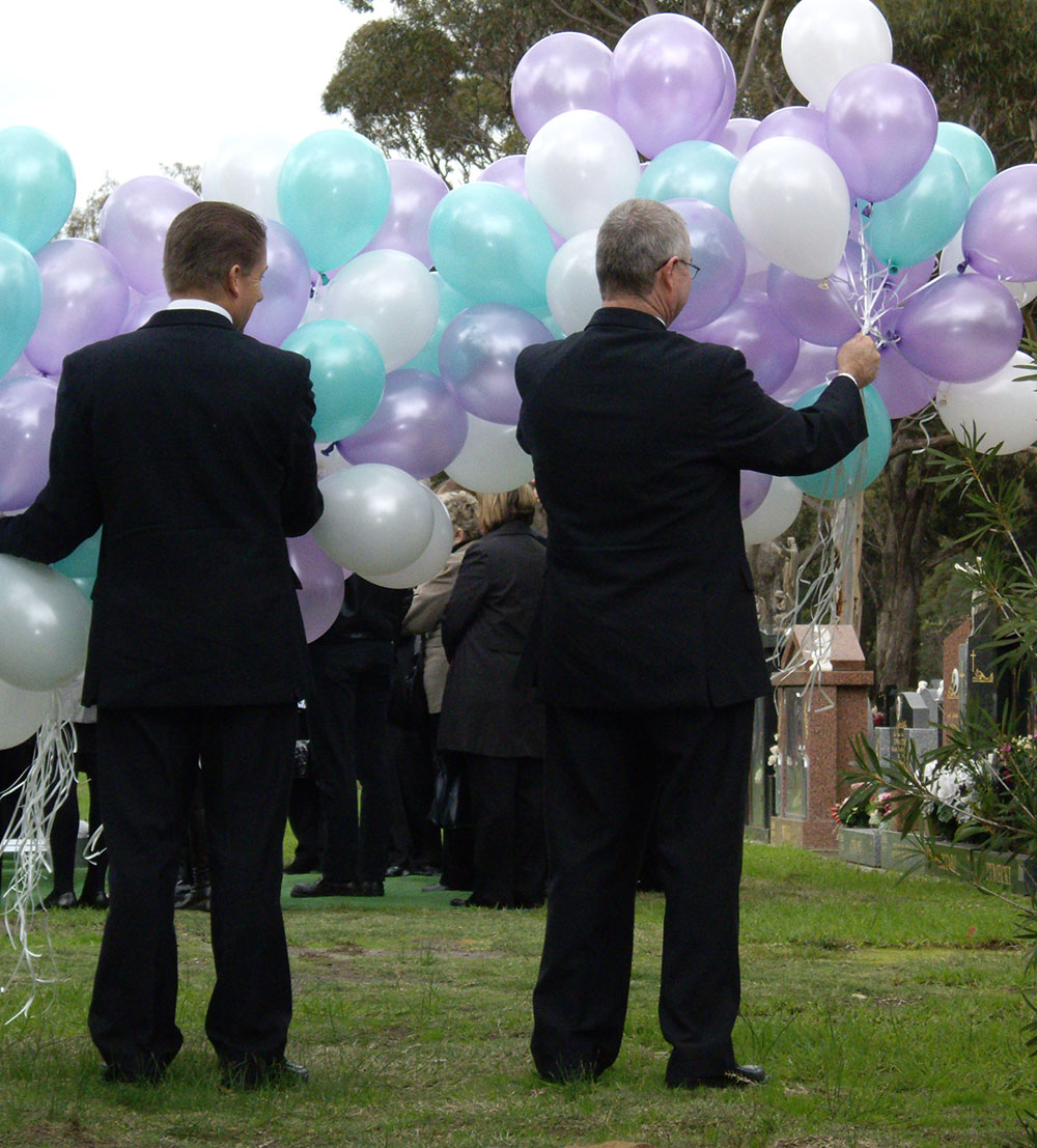 Balloons For Religious Events | Melbourne | Magic In The Middle
