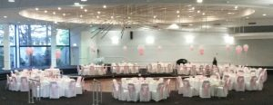 Baptism Balloons   Melrose Recptions   Religious Milestone