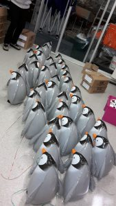 March of the Penguin