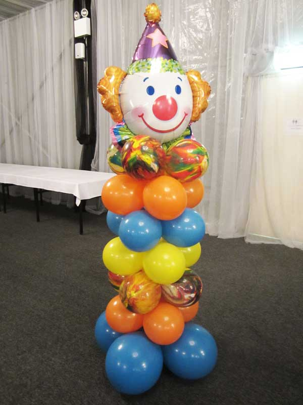 Balloons For Private Celebrations | Melbourne | Magic In The Middle