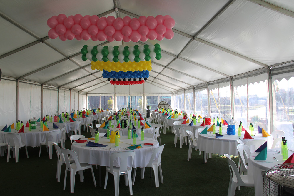 Marquee Event Decor Melbourne Tab Great Chase Magic In The