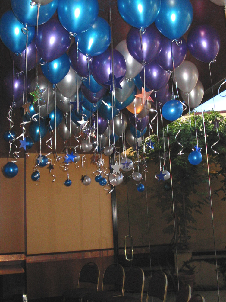 Ceiling Balloon Ideas Melbourne Magic In The Middle