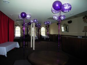 Ceiling Balloon Ideas | Melbourne | Magic In The Middle