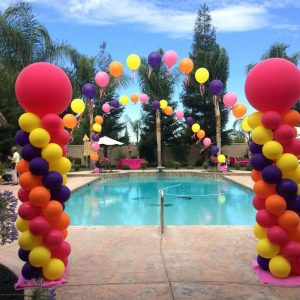pool-balloons-balloon-arches-over-pool-with-outdoor-bigger-balloons-pool-cover-balloons