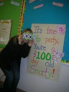 100 days of Prep Ideas