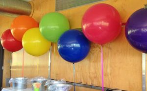 Giant 90cm Balloons, Large Balloons