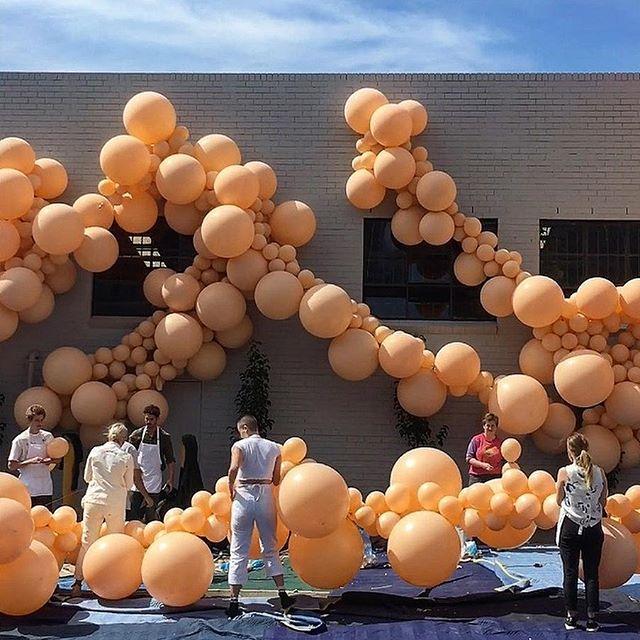 Geronimo Balloons | Organic Balloon Decor