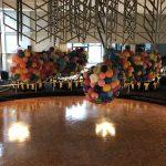 New Years Eve Balloon Drops Balloon Cascade