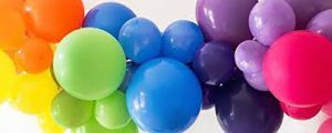 Garland Balloons | 12cm Latex Balloons | Party Balloons