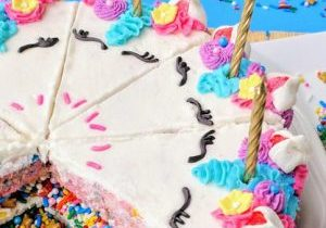 Unicorn Confetti Party | Unicorn Party
