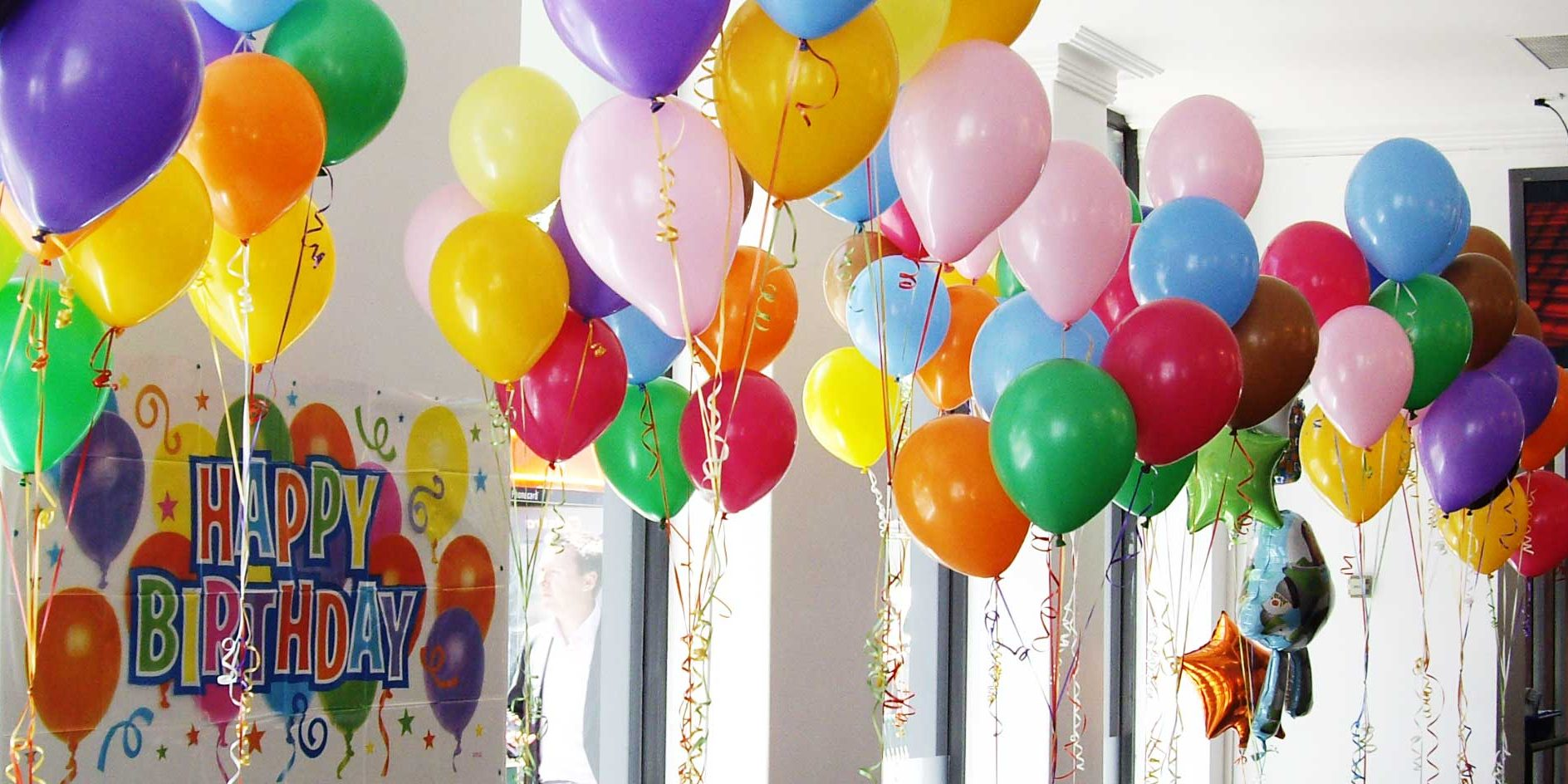 Balloons For Private Functions | Melbourne | Magic In The Middle
