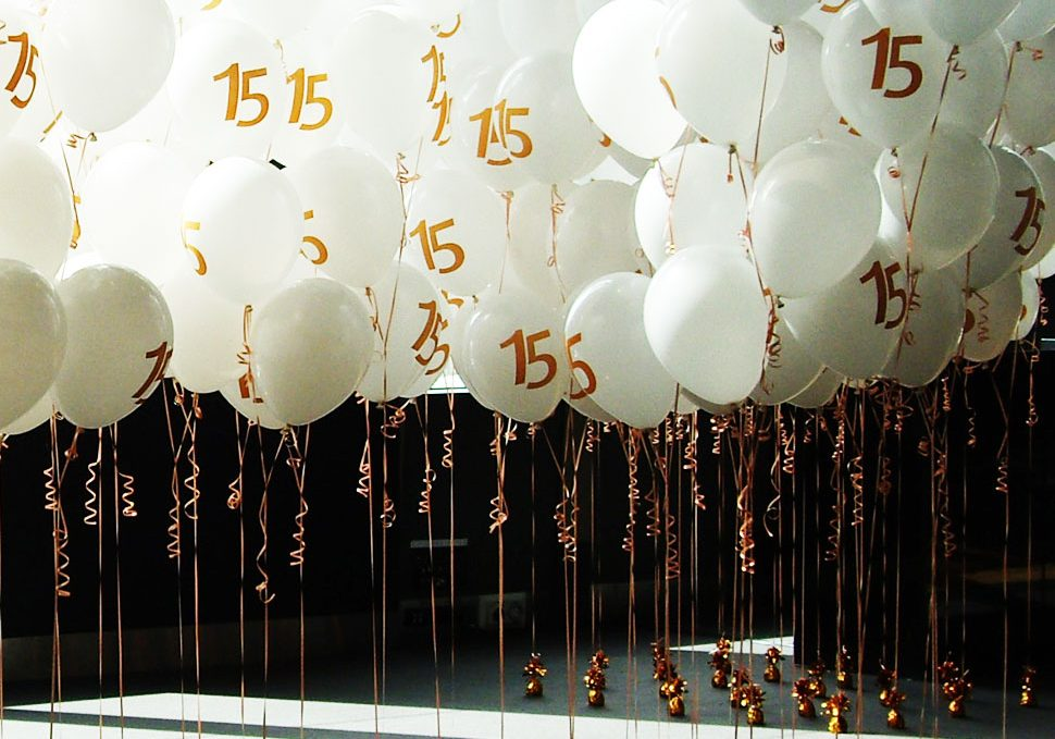 Balloons For Product Launches | Melbourne | Magic In The Middle