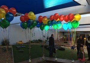 Happy 1st Birthday balloons | Melbourne | Hartington Street ELC