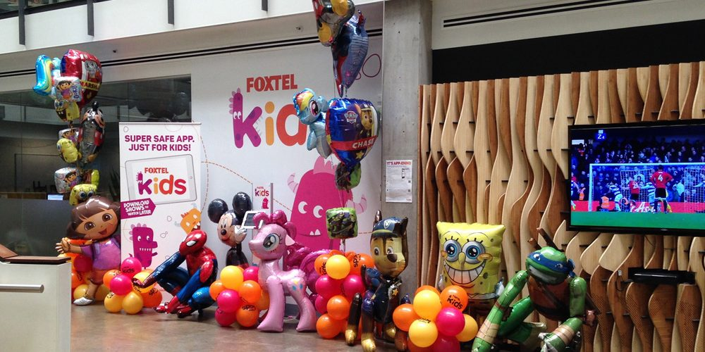 Foxtel Kids Product Lauch | Melbourne | Magic In The Middle